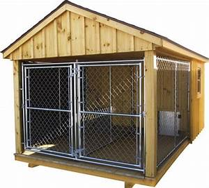 1839x1439 double dog kennel with board batton siding and With 2 door outdoor dog kennel