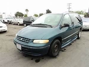Sell Used 2000 Plymouth Grand Voyager Se Mini Passenger