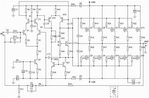 Draw Your Wiring   Rms Amplifier Circuit Diagram Com