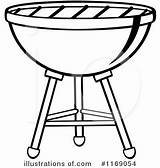 Clipart Bbq Grill Coloring Umrissen Grillfest Clip Template Vektorkunst Eps Larger Printablecolouringpages Credit Gograph Clipartmag sketch template
