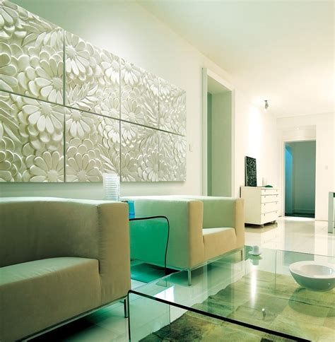 Decorate an entire room with these elegant panels, or create a beautiful 3d looking accent wall. Best 15+ of 3D Wall Panels Wall Art