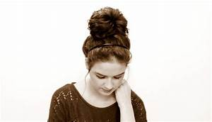 Top 25 Messy Hair Bun Tutorials Perfect For Those Lazy