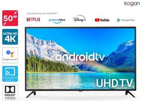 Kogan 50 Smart Hdr 4k Uhd Led Tv Android Tv It Support