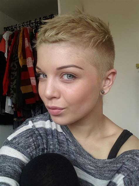 womens attractive super short hairstyles  pictures celebrities hairstyles