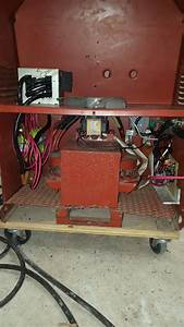 Ac-225 Welder Amperage Control With Scrs