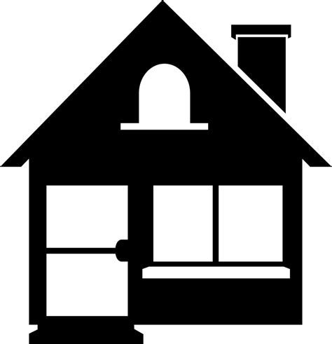 House Silhouette Building - house png download - 946*980 ...