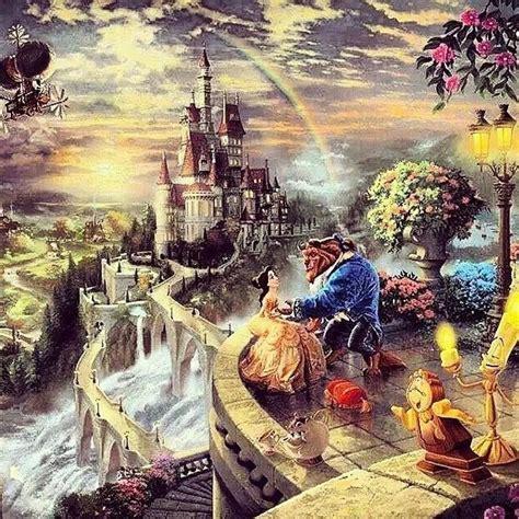La E La Bestia Walt Disney La Y La Bestia Princesas Princess Disney