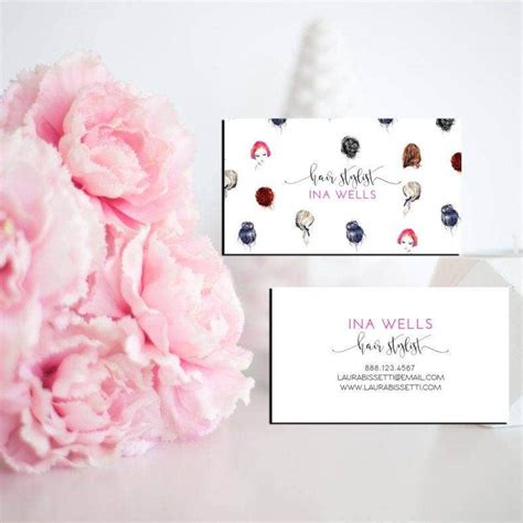 Maybe you would like to learn more about one of these? 20+ Hair Stylist Business Card Designs & Templates - PSD, AI, InDesign   Free & Premium Templates