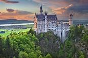 Neuschwanstein Castle.   Image of Neuschwanstein Castle ...