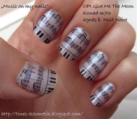 cool newspaper nail art ideas hative
