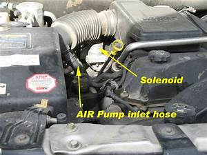 Solved  Where The Air Pump And Check Valve Is Located 2008