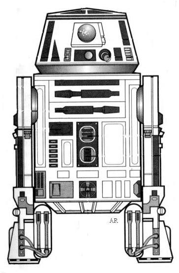 R6-series astromech droid - Wookieepedia, the Star Wars Wiki