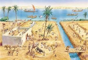 Farming in ancient Egypt - Q-files Encyclopedia   EGYPT ...