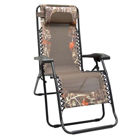 Camo Zero Gravity Lounge Chair by Zero Gravity Recliner Camouflage Caravan Canopy