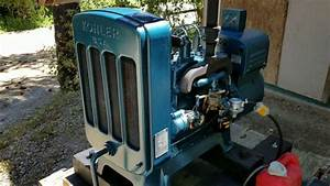 1955 Kohler Light Plant Generator