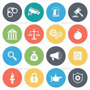 18 Nice Icons Sets For Law – Desiznworld