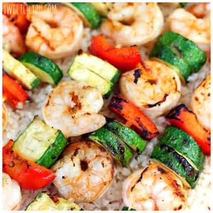Grilled Shrimp Kabobs Marinade
