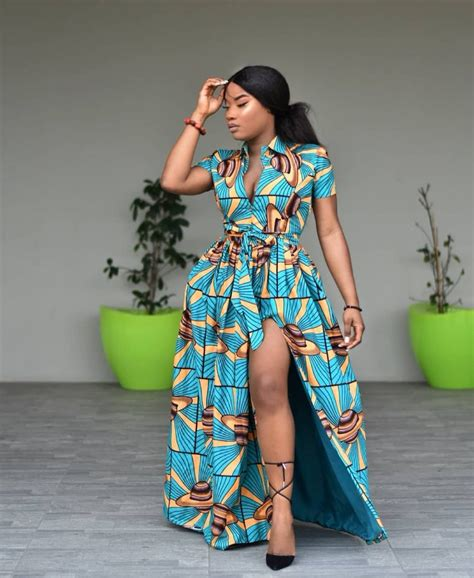 Casual Ankara Gowns Styles 50 Classy Styles For Fashionistas