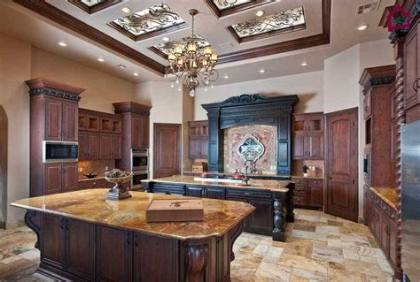 base cabinets for kitchen island 30 custom luxury kitchen designs that cost more than 100 000