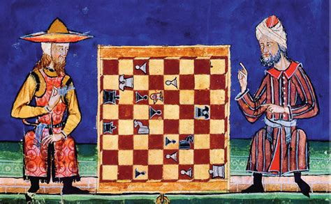 chess islam muslim century 13th al playing open improve teaching andalus jew openlearn education libro commissioned juegos copyright los el