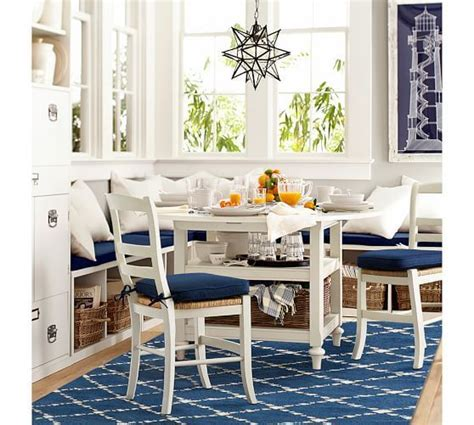 pottery barn kitchen table pottery barn dining event save 20 on dining tables