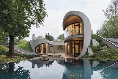 Architecture Organique Organic Maison