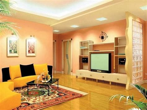 Living Room Yellow Sofa Best Paint Color Combinations