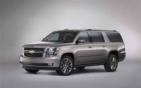 2018 Chevy Suburban Diesel Redesign, Release Date New