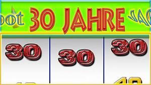 30 Dinge Zum 30 Geburtstag : 30 jahre zum geburtstag viel gluck youtube ~ Sanjose-hotels-ca.com Haus und Dekorationen