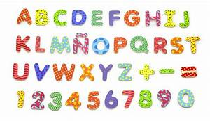 magnetic letters numbers the original toy company With magnetic letters and numbers
