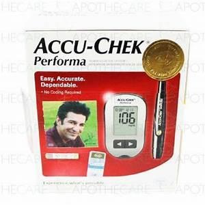 Accu Chek Performa Glucometer In Pakistan