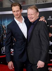 Stellan and Alexander Skarsgard - Famous Father and Son ...