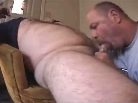 Small French Grandfather Drilling A Footjob