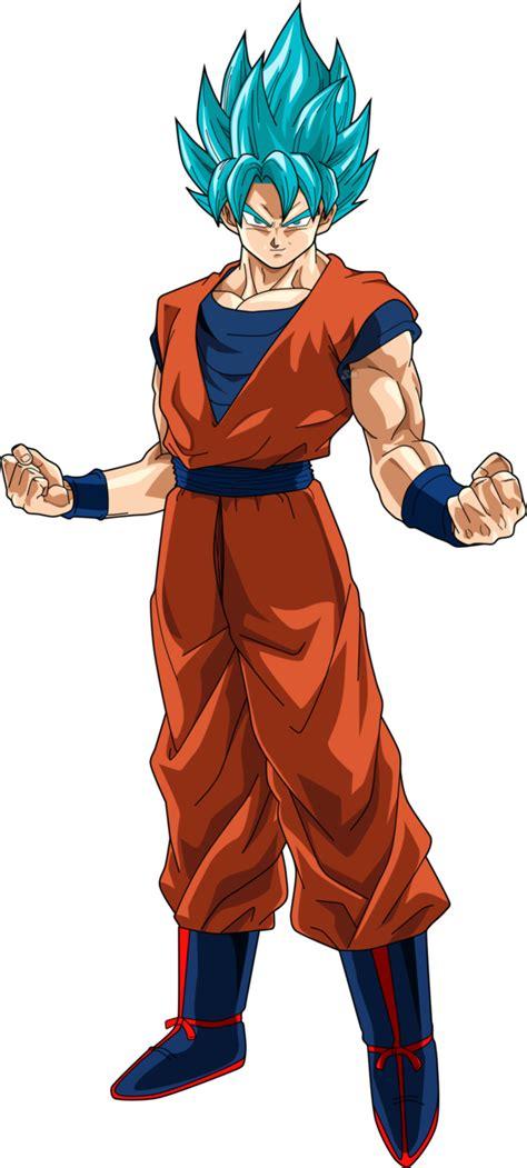 Goku SSGSS Power 14 by SaoDVD on DeviantArt Visit now