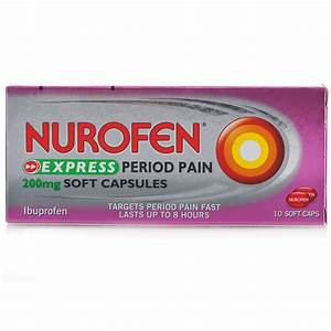 period pain relief tablets uk