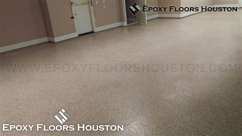 epoxy flooring houston tx residential epoxy garage floor image gallery in houston tx
