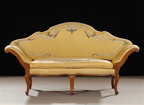 Divano Luigi Xv - divano e due poltrone luigi xv xviii secolo asta a