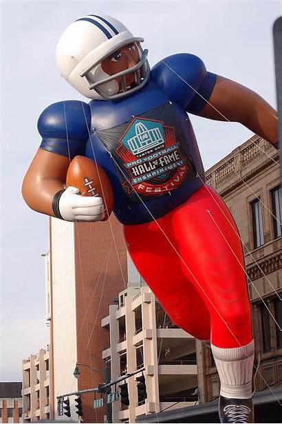 Football Player Parade Balloon Inflatables Balloons Helium