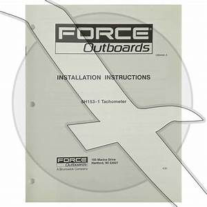Force Outboard 5h153