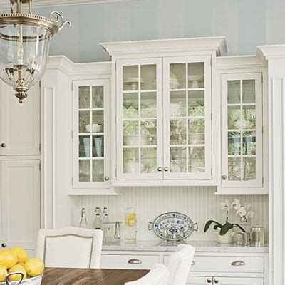 white kitchen cabinets with glass doors painted furniture ideas 11 ways to diy kitchen remodel