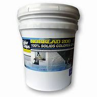 100% Solid Epoxy Garage Floor