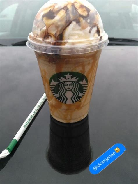 However, last week, the coffee chain giant shared a recipe to create them yourself. caramel cocoa cluster frappuccino from Starbucks..pin : @idcimjanae 💕 | Frappuccino, Hot coffee ...