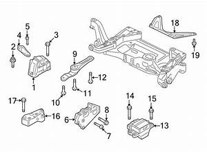 2015 Audi Tt Engine Mounting