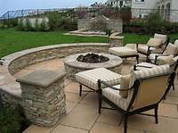 interesting patio backyard design ideas Interesting 17 DIY Fire Pit and Patio Ideas to Try ...