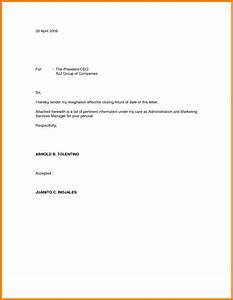 10+ basic resignation letter samples dialysisnurse