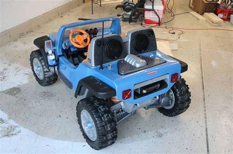 Power Wheel Jeep Hurricane Car Tires Ideas Carritos