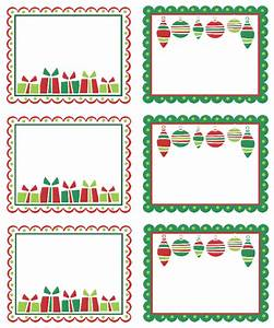 christmas labels ready to print worldlabel blog With holiday mailing labels