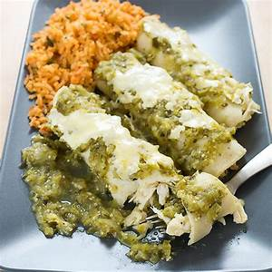 Enchiladas Verdes | America's Test Kitchen