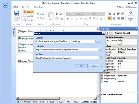 template editor template editor screenshots