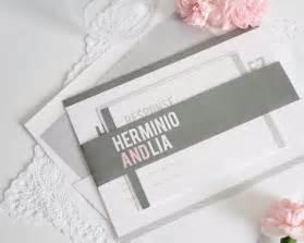 polka dot invitations pink and grey modern wedding invitations wedding invitations